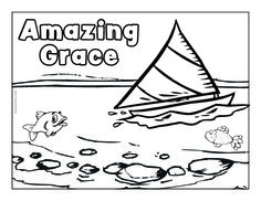 Freebie Friday – 2014 VBS & Library Coloring Sheets