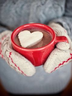 Hot chocolate... <3