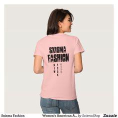 Sxisma Fashion Basic T-Shirt