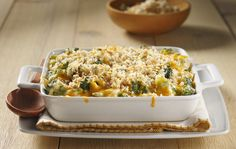 Broccoli and cheese are no longer just reserved for baked potatoes! And get even more cheese with this recipe that starts with Idahoan Four Cheese Flavored Mashed Potatoes. Get recipe here: http://idahoan.com/recipes/broccoli-and-cheese-mashed-please/