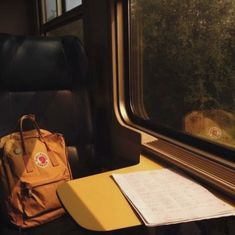 not to exaggerate, but I kind of invented yellow - hopelessfountainnnn: hufflepuff aesthetic Travel Aesthetic, Aesthetic Photo, Aesthetic Pictures, Backpack Aesthetic, Fjallraven, Train Journey, Hogwarts Houses, Hogwarts Mystery, Mellow Yellow
