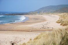 West Port Beach (Machrihanish Bay)