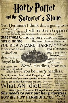 Harry Potter Book Series Quotes | Harry Potter Book #1