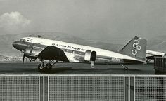 Olympic Airways Douglas C-47A [SX-BBE]