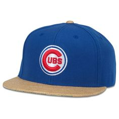 1d16aa922d9c5 Chicago Cubs Harlan Adjustable Snapback by American Needle