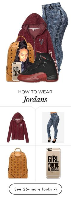 """""""I Could Neva"""" by aniahrhichkhidd on Polyvore featuring Victoria's Secret and Casetify"""