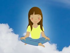 A calming breath meditation designed to introduce kids to mindfulness. Kids imagine a sail boat rising and falling over waves as they inhale and exhale.