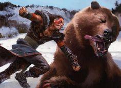 KHANS OF TARKIR - The Temur Frontier | MythicSpoiler.com