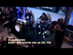 Bass Masters at NAMM 2014: Steve Bailey, Victor Wooten, and an ADL 700