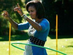 ٠•●●♥♥❤ஜ۩۞۩ஜஜ۩۞۩ஜ❤♥♥●  Mom/Wife In Chief.... Let's Move Campaign.... 1st Lady Michelle Obama....  ٠•●●♥♥❤ஜ۩۞۩ஜஜ۩۞۩ஜ❤♥♥●