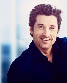 Patrick Dempsey. I've had dreams where I'm a surgical intern and I'm trying to seduce him into leaving Meredith for me. Yeah.