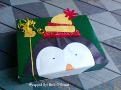 Penquin Gift Wrap | by Beth O'Briant