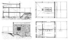 Herzog & de Meuron, Stone House, Tavole, Italy