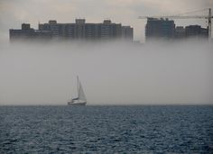 Sailing out into the Halifax Harbour lets you see the city like you've never seen it before.