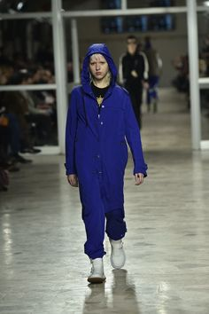 Tim Coppens Menswear Fall Winter 2017 Florence - NOWFASHION