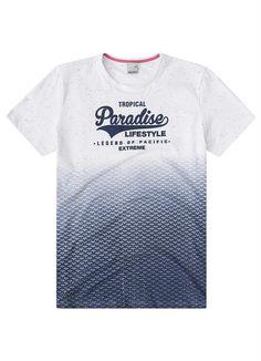 3b826b2417 Camiseta Slim Branco Malwee - Malwee Adulto