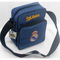 a41b48c3451e Jual beli Tas Bola Real Madrid Selempang Navy slot gadget bonus silica gel di  Lapak tas