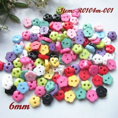 Cheap Buttons, Buy Directly from China Suppliers: =======Welcome to our aliexpress store!=======     Product Name:      250pcs Mini buttonsMix color 2h
