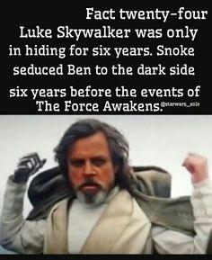 A little info for ya // Star Wars Facts
