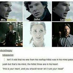 #Benedict Cumberbatch #Sherlock Holmes #mind Palace #heart #mind #Post #BBC #Sherlock #Moffat #221 B Baker Street #Baker Street #221 #Mark Gatiss