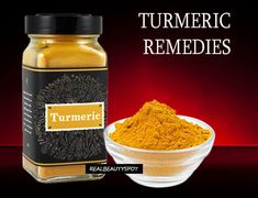 THE HEALING POWER OF TURMERIC – NATURAL REMEDIES - Acne:- Common Cold:- Sunburns - Insect Bites - Dark Underarms - cuts -