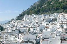 Situación Geográfica: En la comarca de la Costa del Sol Occidental