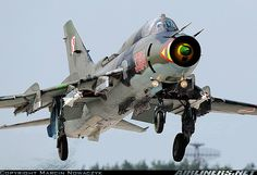 Sukhoi Su-22M4 aircraft picture