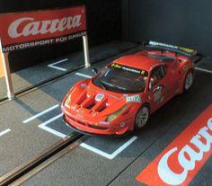 Ferrari 458 GT2 - RISI Competizione