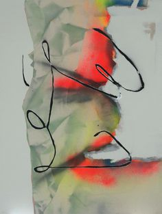 Tira Walsh, Uprising, mixed media on canvas, x ©, 2016 Mixed Media Canvas, Outdoor Decor, Painting, Home Decor, Beaches, Decoration Home, Room Decor, Painting Art, New Media Art