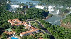 Hotel das Cataratas | Foz do Iguaçu | Hotel no Brasil | Hotel no Parque Nacional do Iguaçu |