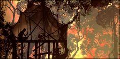Vidéo game Outland