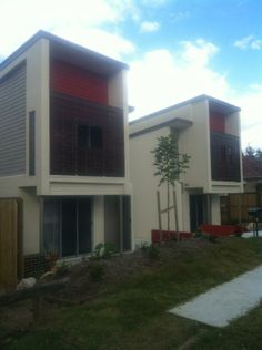 Modern Units- visit www.smithandsonsascot.com.au for more photos #smithandsonsqld #renovation #extension #builder