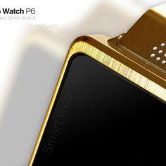 UPro P6 Smart Watch Phone – Camera, Bluetooth, FM, MP3, GSM.