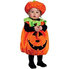 Punkin Cutie Pie Costume, Infant (Ages up to 24 months) BuyCostumes.com http://www.amazon.com/dp/B002EDYQ0Q/ref=cm_sw_r_pi_dp_btSRvb16TWQRV