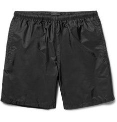 Prada - Slim-Fit Mid-Length Swim Shorts Maillots De Bain Pour Homme, bc4a08c555c