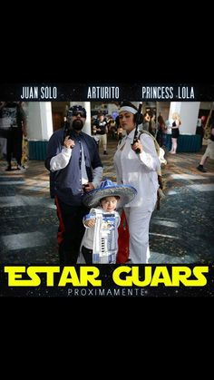 Lmao! Mexican Star Wars