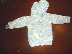 Handmade+Baby+Sporty+Sweater+with+a+Hoodie+for+a+by+SueStitch,+$14.99