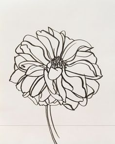 Dahlia  by Megan Williamson on Artfully Walls
