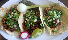 These 7 picks span the spectrum of authentic to Americanized indulgence. Did your favorite taco spot make the cut?