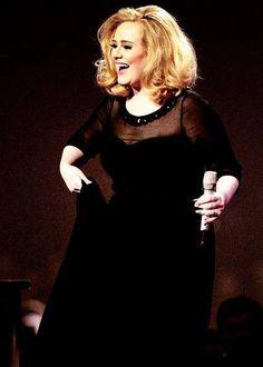 Adele Brit Awards 2012