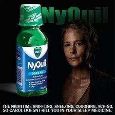 Walking Dead....hilarious!