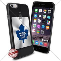 "NHL Toronto Maple Leaf iPhone 6 4.7"" & iPhone 6s Case Cover Protector for iPhone 6 & iPhone 6s TPU Rubber Case for Smartphone Black SHUMMA http://www.amazon.com/dp/B01BJ149I2/ref=cm_sw_r_pi_dp_yCHTwb0M9XJ83"