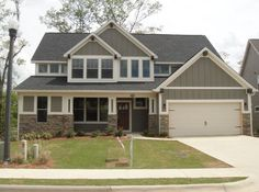 Craftsman Style Homes Design Ideas, Pictures, Remodel, and Decor - page 47