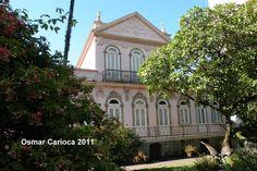 Fundação Casa de Rui Barbosa em Botafogo Rio RJ
