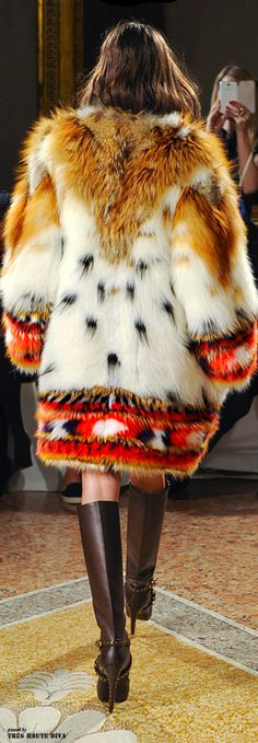 #Milan Fashion Week Emilio Pucci Fall/Winter 2014 RTW