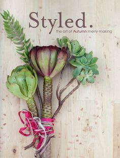 Styled. cover