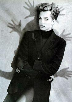 Tatjana Patitz by Lindbergh (II).