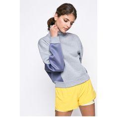 adidas by Stella McCartney - Bluza Stella Mccartney, Ruffle Blouse, Adidas, Tops, Women, Fashion, Moda, Fashion Styles, Fashion Illustrations