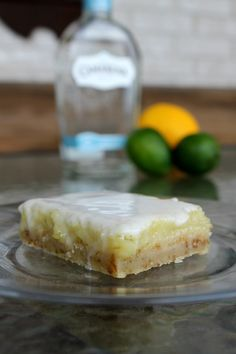 Margarita Bars--with or without tequila