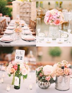The Prettiest Real Wedding Inspiration From Jessica Burke Photography. To see more: http://www.modwedding.com/2014/01/09/the-prettiest-wedding-inspiration-from-jessica-burke-photography/ #wedding #weddings